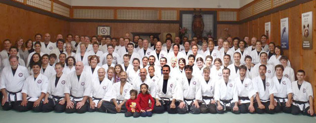 Taikai 2012 Seibukan Jujutsu Group Photo